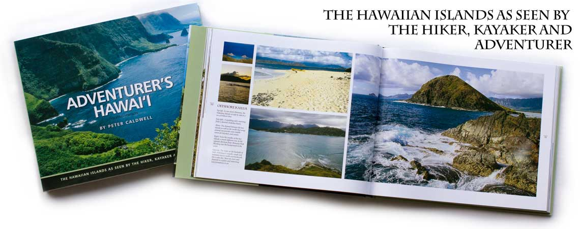 Adventurer's Hawaii Book