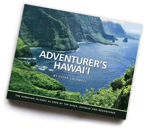 Adventurer's Hawaii Hard-cover Book